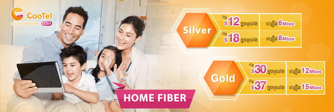 Home Fiber